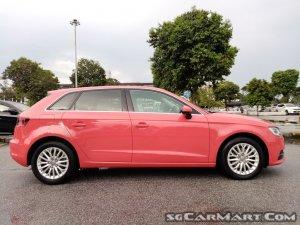 Audi A3 Sportback 1.4A TFSI S-tronic Ambiente