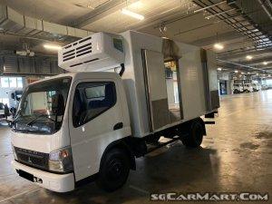Mitsubishi Fuso Canter FE83 (New 10-yr COE)