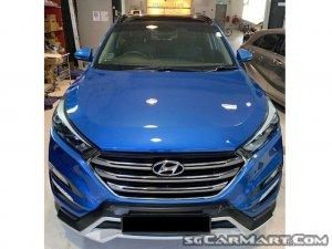 Hyundai Tucson 2.0A GLS Sunroof