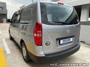Hyundai Starex 2.5M CRDi