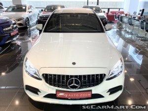 Mercedes-Benz C-Class C200 Mild Hybrid AMG Line Premium