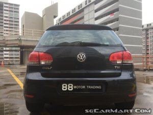 Volkswagen Golf 1.2A TSI (New 5-yr COE)
