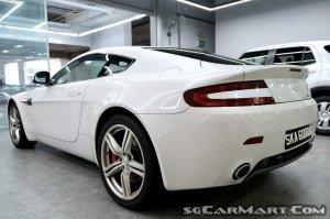 Aston Martin V8 Vantage Coupe 4.7A (COE till 09/2030)