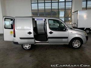 Fiat Doblo 1.9JTD (COE till 08/2025)