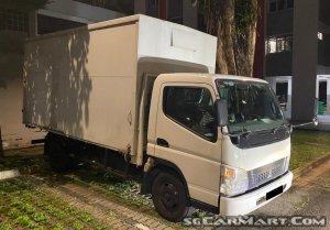 Mitsubishi Fuso Canter FE84 (New 5-yr COE)