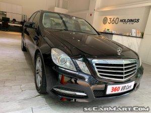 Mercedes-Benz E-Class E350 (New 10-yr COE)