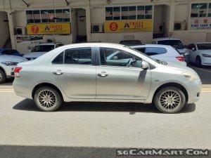 Toyota Vios 1.5A J (COE till 12/2024)