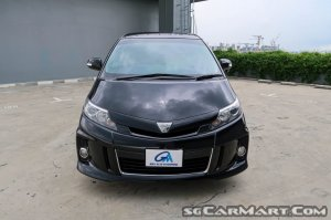 Toyota Estima 2.4A Aeras G Moonroof (COE till 07/2030)