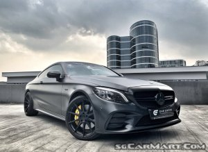 Mercedes-Benz C-Class C43 Coupe AMG 4MATIC