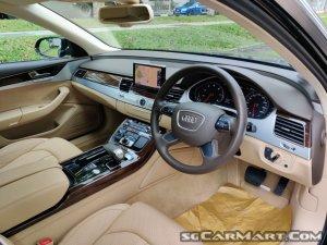 Audi A8L 3.0A TFSI Quattro (New 10-yr COE)