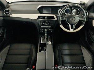 Mercedes-Benz C-Class C180 CGI Coupe