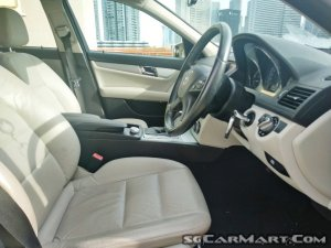 Mercedes-Benz C-Class C180 CGI (New 10-yr COE)