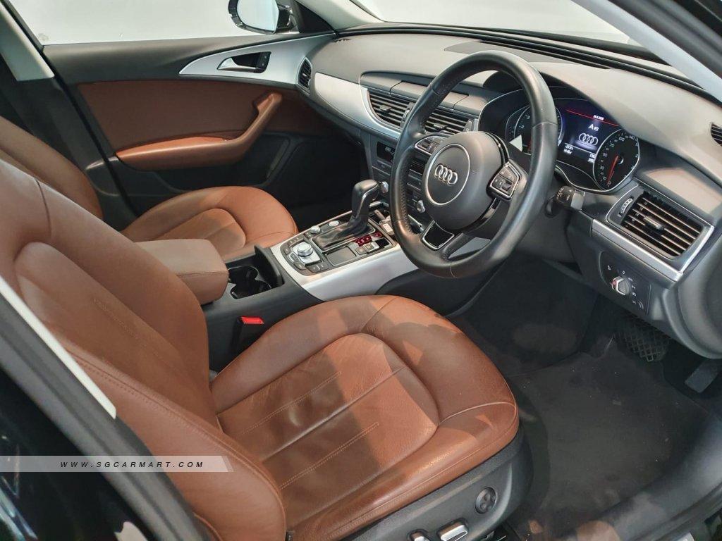 2017 Audi A6 1.8A TFSI Ultra S-tronic