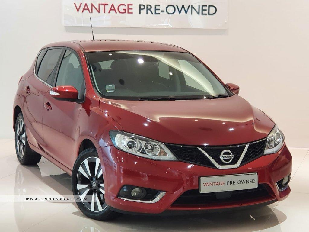 2017 Nissan Pulsar 1.2A DIG-T