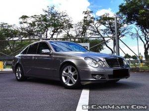Mercedes-Benz E-Class E200K (COE till 05/2028)