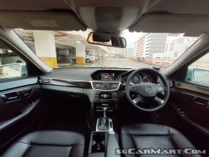 Mercedes-Benz E-Class E250 CGI (COE till 08/2030)