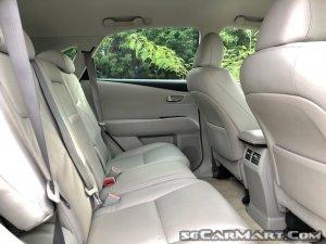 Lexus RX270 (New 10-yr COE)