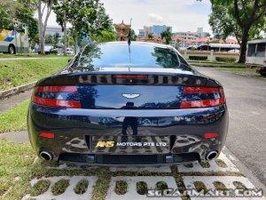 Aston Martin V8 Vantage Coupe 4.3M (COE till 01/2027)