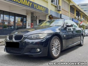 BMW 3 Series 323i Convertible (COE till 04/2028)