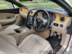 Bentley Continental GT 4.0A V8