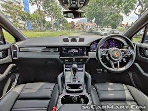 Porsche Cayenne S 2.9A Tip