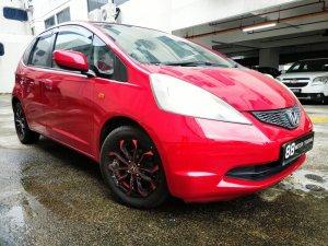 Honda Fit 1.3A G (COE till 08/2023)
