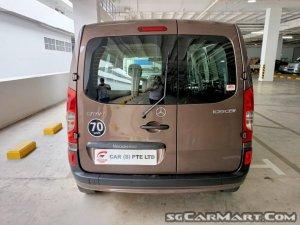 Mercedes-Benz Citan 109 CDI Van Extra-Long 2 Seaters