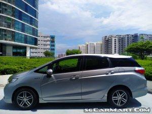 Honda Shuttle Hybrid 1.5A X