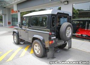 Land Rover Defender 90 (COE till 07/2025)