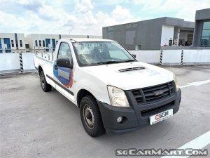 Isuzu TFR86H Single-Cab Pickup (COE till 07/2023)