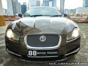 Jaguar XF 3.0A Luxury (New 10-yr COE)
