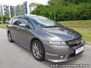 Honda Odyssey 2.4A Sunroof (COE till 05/2028)