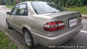 Toyota Corolla 1.3M (COE till 05/2029)