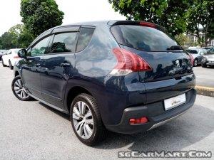 Peugeot 3008 Diesel 1.6A e-HDi ETG