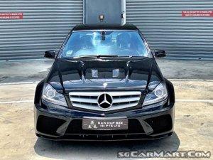 Mercedes-Benz C-Class C200 CGI (New 10-yr COE)