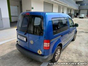 Volkswagen Caddy 1.6A TDI (New 5-yr COE)