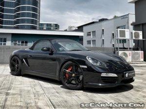 Porsche Boxster 2.9A (New 10-yr COE)