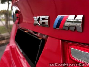 BMW M Series X6 M (COE till 05/2030)