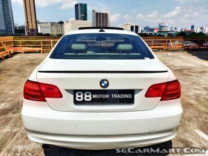 BMW 3 Series 320i Coupe Sunroof (New 10-yr COE)