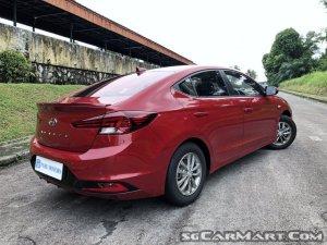Hyundai Avante 1.6A GLS