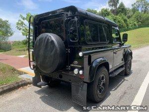 Land Rover Defender 90 Hardtop