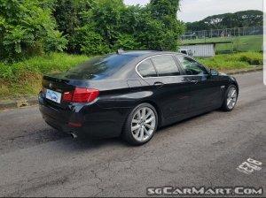 BMW 5 Series 535i Sunroof