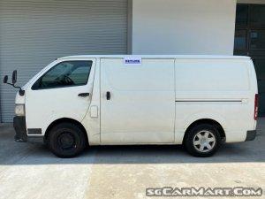 Toyota Hiace 3.0M DX (New 5-yr COE)