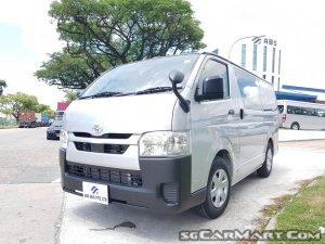 Toyota Hiace 2.8A DX