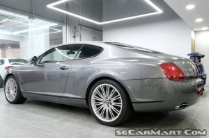 Bentley Continental GT 6.0A Speed (New 10-yr COE)
