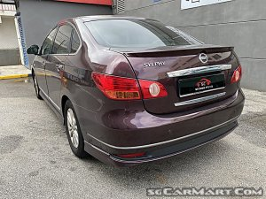Nissan Sylphy 1.5A (New 5-yr COE)