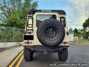 Land Rover Defender 110 (COE till 01/2024)
