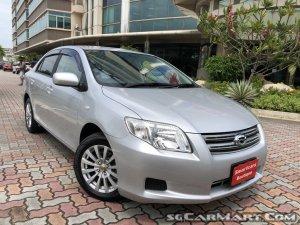 Toyota Corolla Axio 1.5A X (COE till 06/2024)