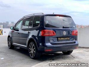 Volkswagen Touran Diesel 1.6A TDI Sunroof