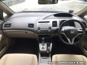 Honda Civic Hybrid 1.3A (New 5-yr COE)